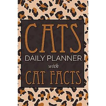 Cats Daily Planner With Cat Facts by Publishing LLC & Speedy