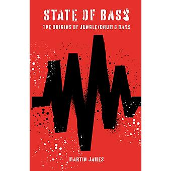 State Of Bass door Martin James