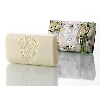 La Florentina Lily of the Valley Bar soap 200g
