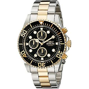 Invicta  Pro Diver 1772  Stainless Steel Chronograph  Watch