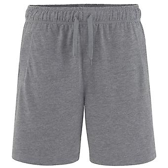 Comfy Co Mens Elasticated Lounge Shorts