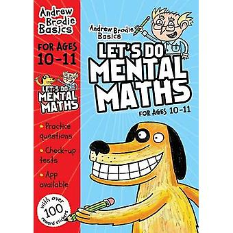 Let do Mental Maths para edades 1011 por Andrew Brodie