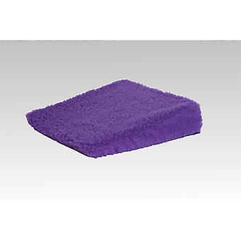 Therapy wedge wedge pillow cushion purple 40 x 40 x 8/1 cm