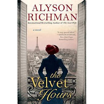 The Velvet Hours by Alyson Richman - 9780425266267 Book