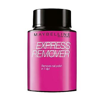 Nail polish remover Express Remover Maybelline (75 ml)