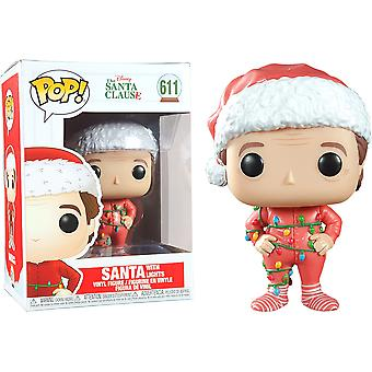 The Santa Clause with Lights Pop! Vinyl