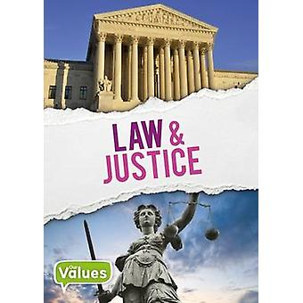 Our Values Law and Justice by Charlie Ogden