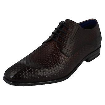 Miesten Bugatti Pitsi ylös Muodollinen Kengät 82101