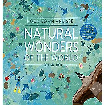 Look Down and See Natural Wonders of the World by Bethany Lord - 9781
