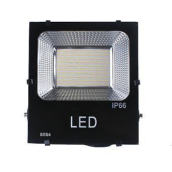 Jandei Siyah LED Projektör 100W 11000 Lümen soğuk beyaz ışık 6000K Açık, Veranda, Garaj, Gemi