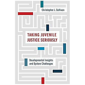 Taking Juvenile Justice Seriously - Developmental Insights and System