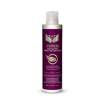 Crazy angel express salon spray 200ml