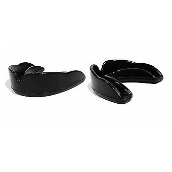 Morgan Endurance Mouth Guards Black Senior