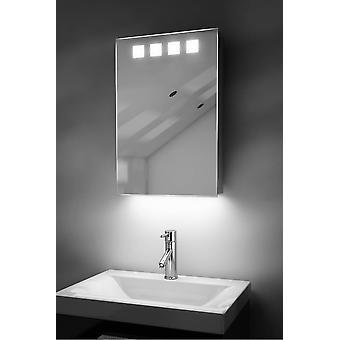 Ambient Bathroom Cabinet With Sensor, Shaver & Bluetooth K254waud