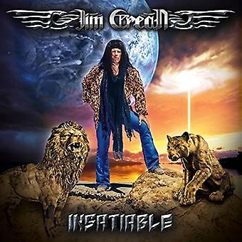 Jim Crean - Insatiable [CD] USA import