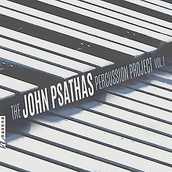 John Psathas Percussion Project 1 [CD] USA import