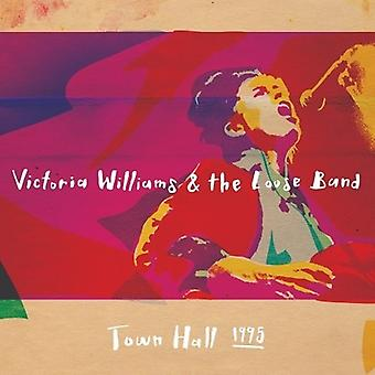 Williams*Victoria - Victoria Williams & the Loose Band Town Hall 1995 [CD] USA import