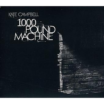 Kate Campbell - 1000 Pound Machine [CD] USA import