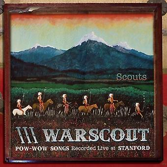 Warscout - Scouts [CD] USA import