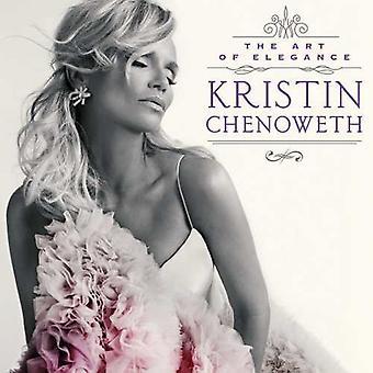 Kristin Chenoweth - importation des USA de l'Art de l'Elégance [CD]