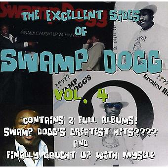 Swamp Dogg - Vol. 4-Excellent Sides of Swamp Dogg [CD] USA import