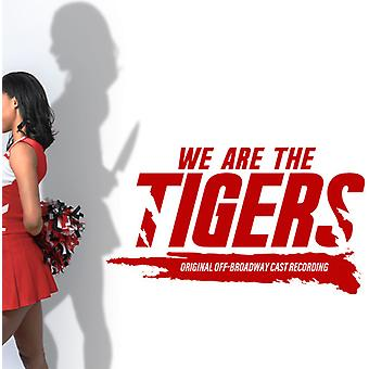 We Are The Tigers / O.B.C.R. [CD] USA import