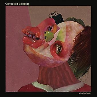 Saignement contrôlé - sculpture chansons [CD] USA import