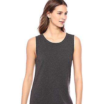 Marca - Daily Ritual Women's Lived-in Cotton Sleeveless Maxi Dress, Ch...