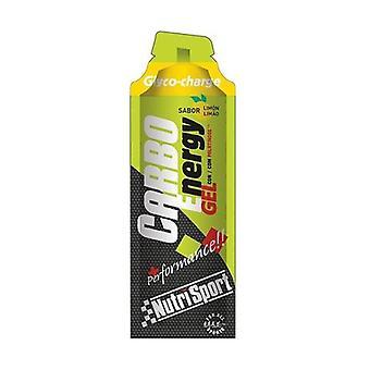 Carbo energy gel (lemon flavor) 1 unit