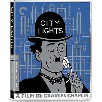 Byens lys [Blu-ray] USA importerer