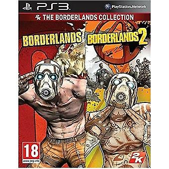 Borderlands 1 et 2 Collection PS3 jeu