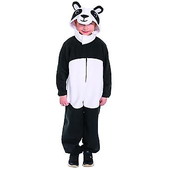 Panda Kids kostym Panda Björn kostym Djur kostym Panda Bear