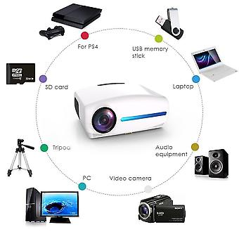 4k Android9.0 Smart Wifi Bluetooth 1080p Full Hd Projector