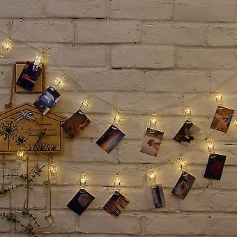 يانغفان Decdeal صورة كليب سلسلة ضوء معلق مصباح