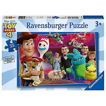 Ravensburger Toy Story 4, 35pc Jigsaw Puzzle
