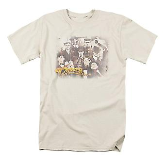 Cheers Opening Distressed T-shirt
