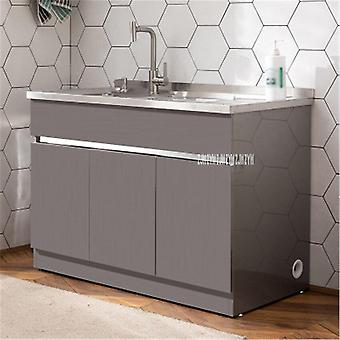 Basin Combination Cabinet ,with Washboard -small Family Type Laundry Pool