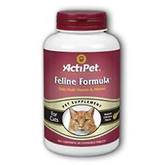 ActiPet Feline Formula, Chicken and Tuna, 90 ct chews