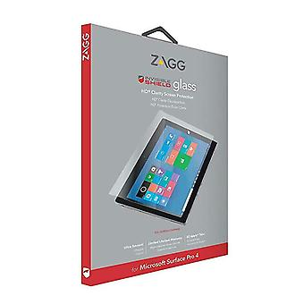 ZAGG Invisible Shield HD Glass Screen Protection for Microsoft Surface Pro 4