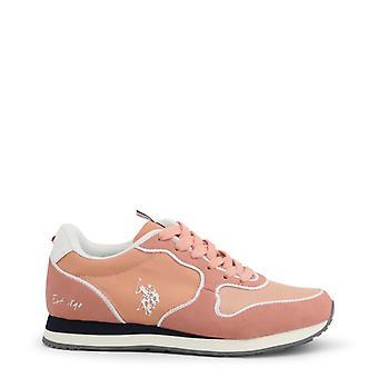 Amerikansk polo assn. 4145s0 women's syntetiske stof sneakers
