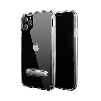 TPU Case with Phone Rack + 2pcs Screen Protector iPhone 12/12 Pro