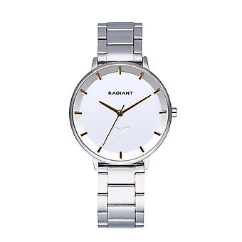 Radiant amore Watch for Women Analog Quartz with Stainless Steel Bracelet RA546201