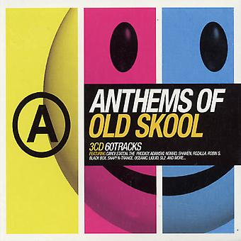 Anthems Of Old Skool [CD] USA import