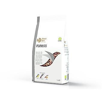 Henry Bell Peanuts 1kg H060024