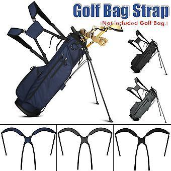 גולף רצועת כתף מרופדת לתיק נשיאה, מתקפל / מתכוונן / החלפה