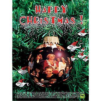 Hyvää joulua elokuvajuliste tulosta (27 x 40)