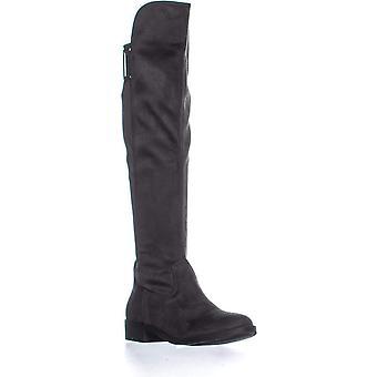 Rebel by Zigi Womens Onya Round Toe Knee High Fashion Boots