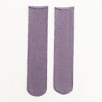 Fashion Cotton Wild Deodorant Comfort Brief Elastic Breathable Motion Socks