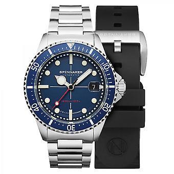SPINNAKER TESEI METRI - PEACOCK BLUE SP-5090-22 - Men's Watch