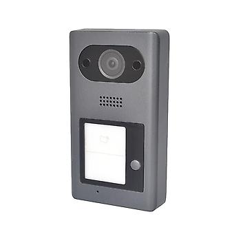 Multi-language Ip Metal Villa Doorbell Video Intercom